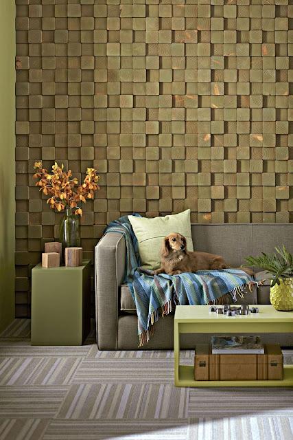 Food Fashion Home Diy Wood Block Art