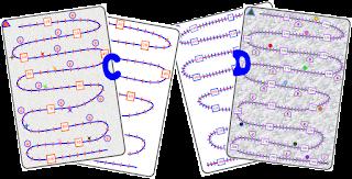 suite numérique de 1 à 23 collier des nombres