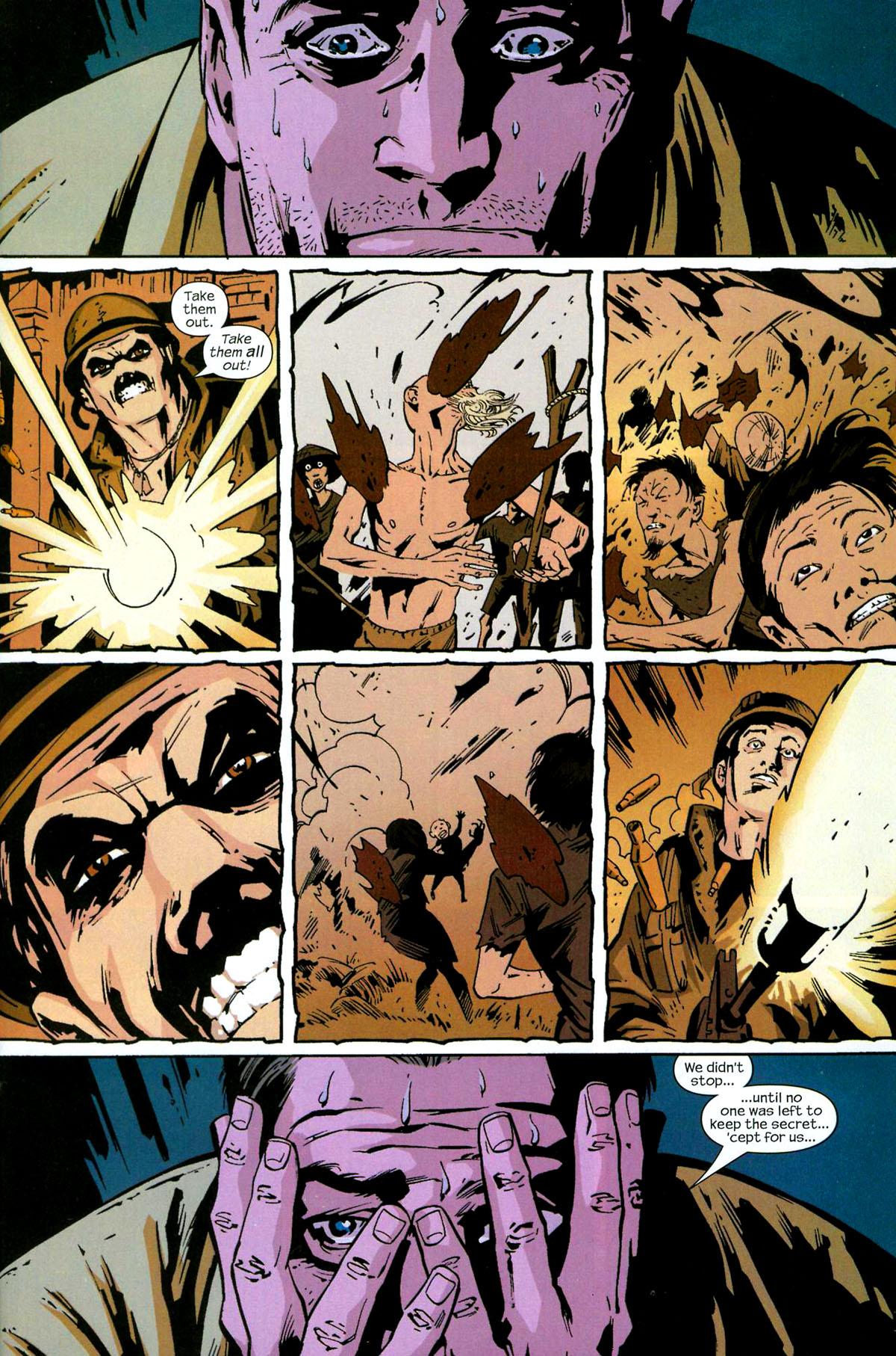 Hawkeye (2003) Issue #5 #5 - English 20