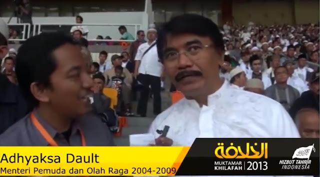 Setelah Dukung Khilafah HTI, Petisi Copot Adhyaksa Dault dari Ketua Pramuka Terus Bergulir