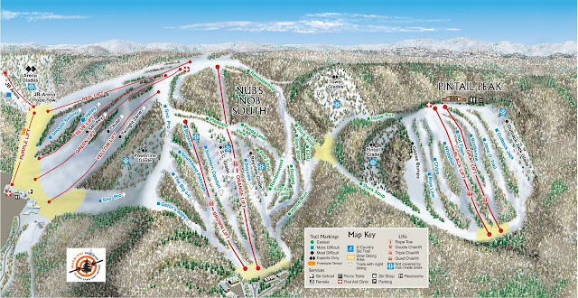 Best Places to Ski or Snowboard in Lower Michigan