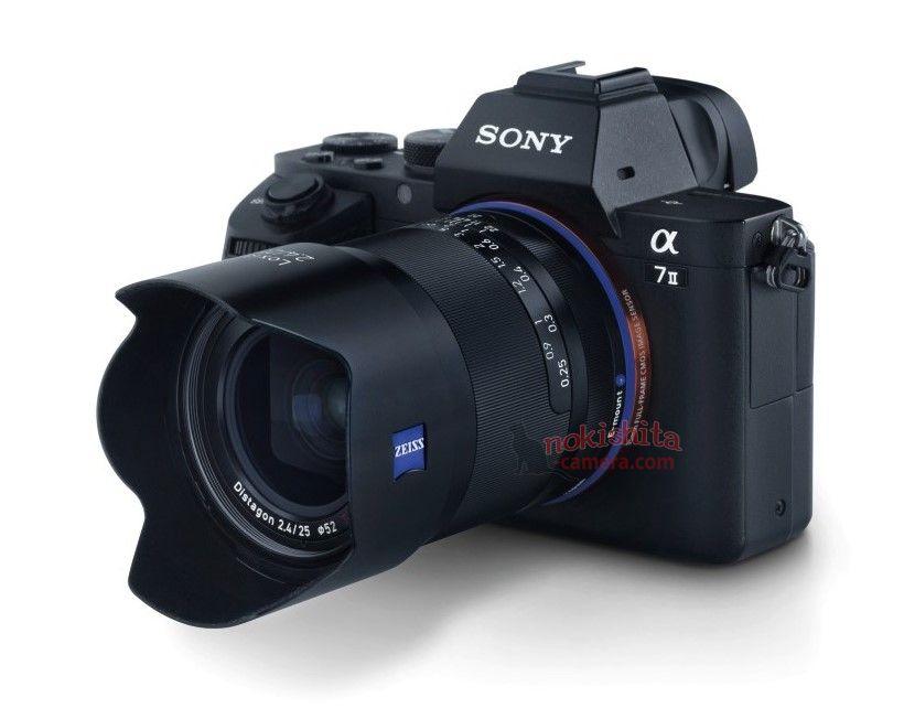 Zeiss Loxia 25mm f/2.4 на камере Sony A7 II