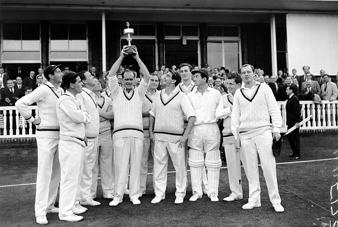 Born On 10 February 1941 In Thurnscoe Hampshire Came From A Cricketing FamilyHis Father John Played For Yorkshire 1937His Younger Brother Alan