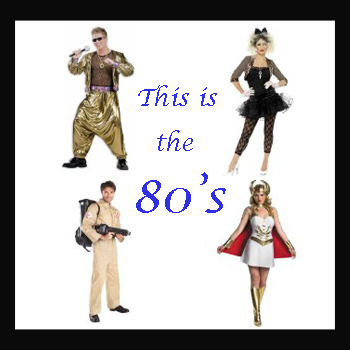 If youu0027re looking for an 80s themed costume idea you are in for an absolute treat whether youu0027re attending an 80s party or just playing tribute to my ...  sc 1 st  Eighties All The Time & All Eighties All The Time: 80s Costumes