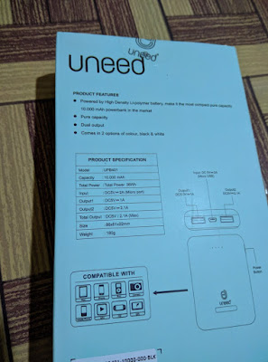 review uneed compactbox 10