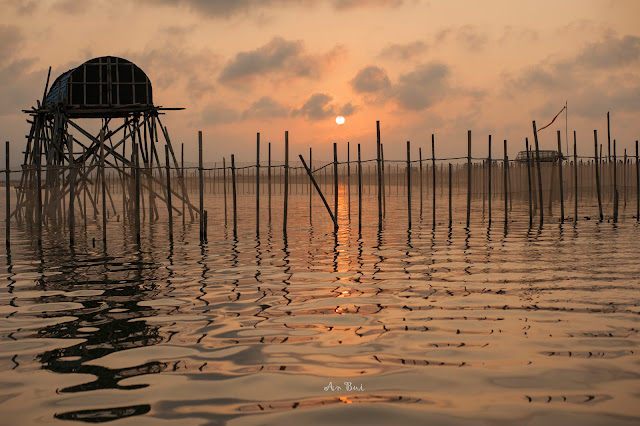 Cuộc sống trên sông nước tại Đầm Chuồn, Phá Tam Giang