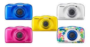 Nuova compatta impermeabile antiurto di Nikon