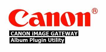 Image result for current version plugin canon image gateway album plugin utility