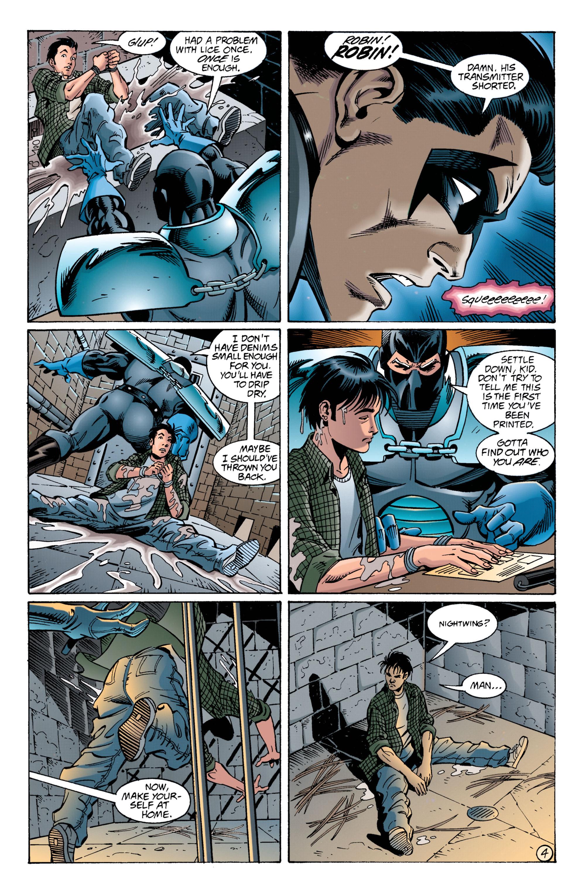Detective Comics (1937) 699 Page 4