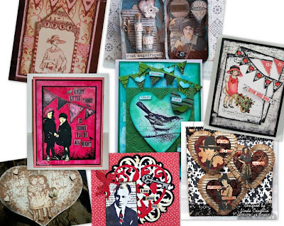 Artistic Outpost DT January Blog Hop