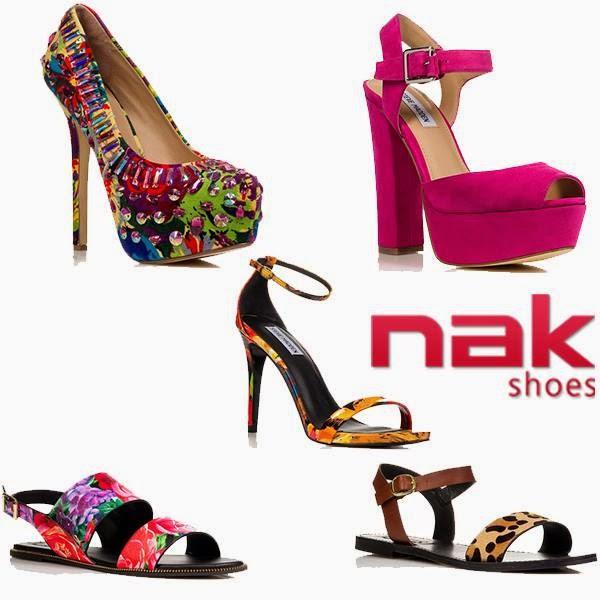 2050de87e21 Η Nak μας παρουσιάζει τη νέα συλλογή παπουτσιών για την Άνοιξη/Καλοκαίρι  2015! Η νέα συλλογή περιέχει δημιουργίες της ίδιας της εταιρείας, αλλά και  πολλών ...
