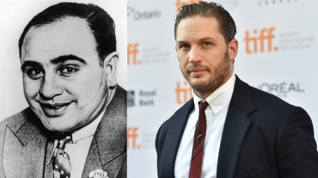 First Official Image of Tom Hardy as Al Capone From Trank's Fonzo