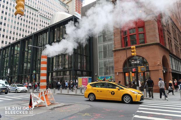 timos en Nueva York