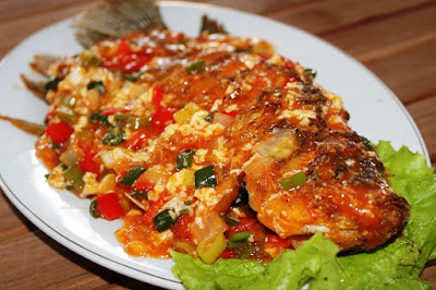 Resep dan Cara Membuat Tumis Ikan Nila