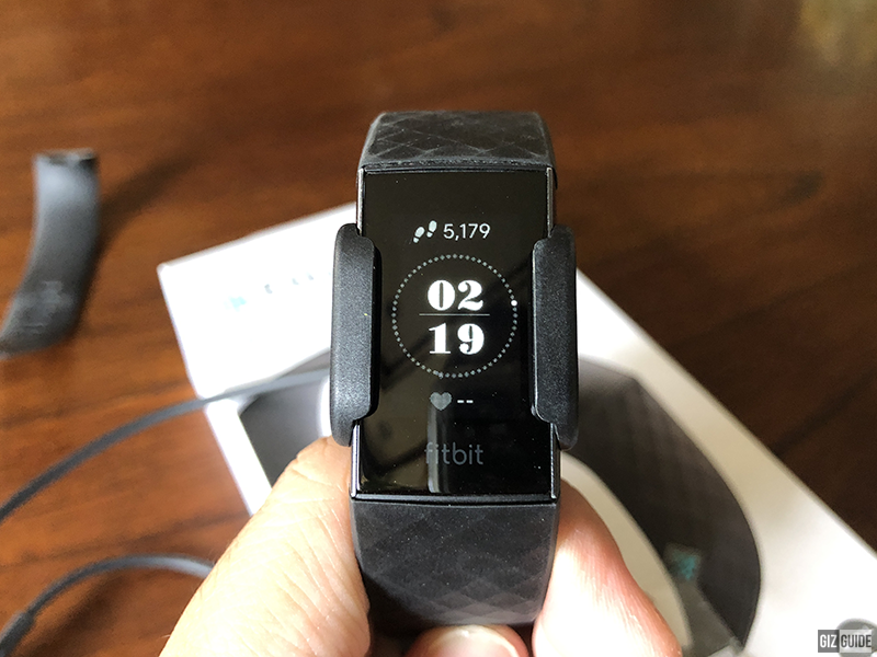 Meet Fitbit Charge 3 - The under PHP 10K fitness tracker you need?
