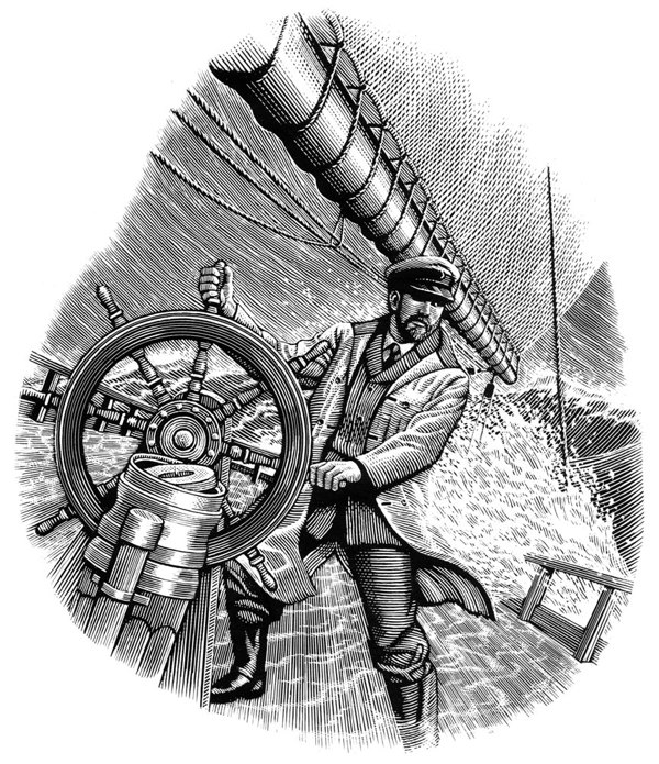 ©Douglas Smith - Men at Work | Ilustración | Illustration
