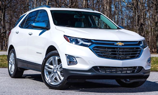 Chevy Equinox Rumors 2019
