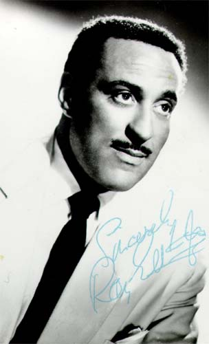 From the vaults ray ellington born 17 march 1916 The ellington
