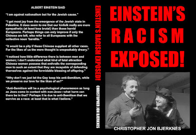 EINSTEIN'S RACISM EXPOSED!