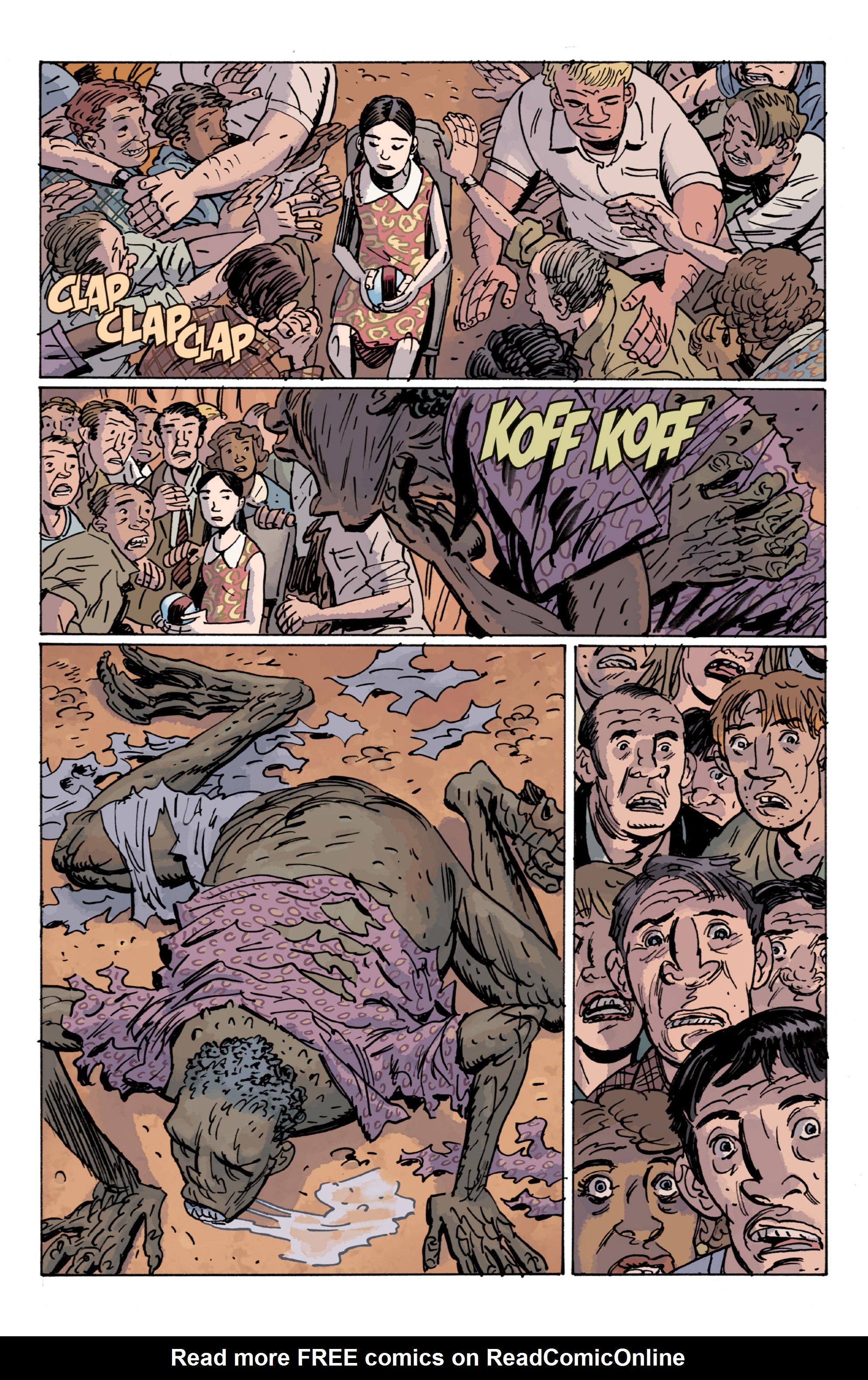 Read online B.P.R.D. (2003) comic -  Issue # TPB 12 - 39