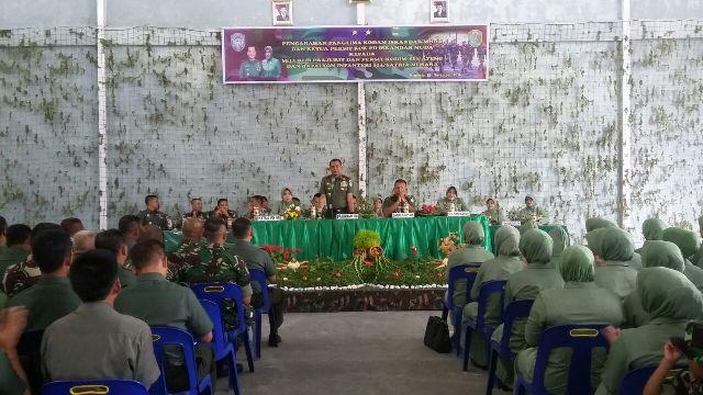 Pangdam IM:  TNI Harus Netral dan Beri Rasa Aman