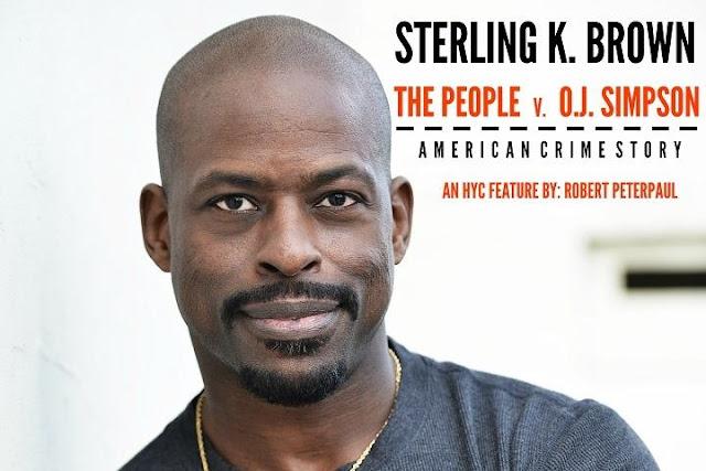 Sterling K Brown confirmado para Black Panther