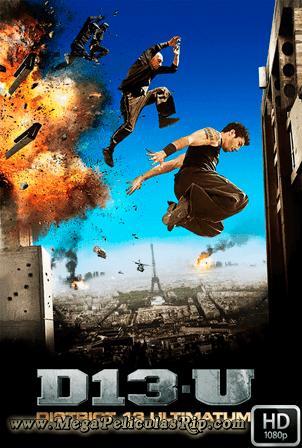 Distrito 13 Ultimatum [1080p] [Latino-Frances] [MEGA]