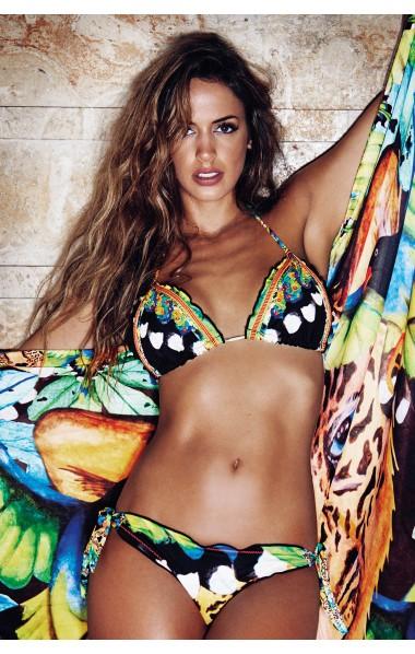 2d243328191f Bikinis 2016 de Agua Bendita ¡puro color!