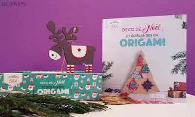 Fleurus Déco de Noël et Guirlandes en Origami