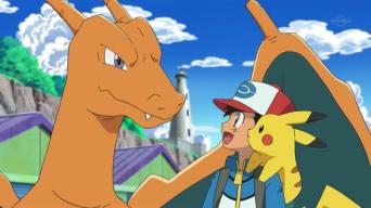 ¡Se repartirán el Charizard de Ash y más pokémon para Sol y Luna!