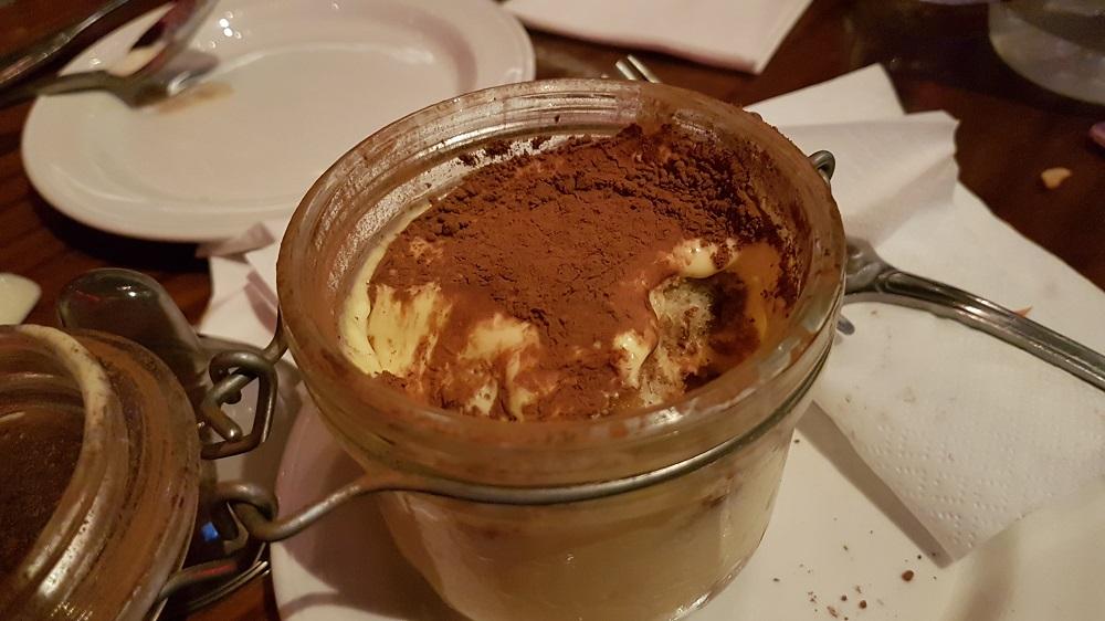 tiramisu dessert hard rock
