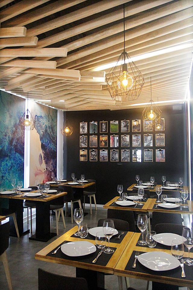 Restaurante Shalakabula. Cocina de Mercado fusión en el Barrio de Salamanca. Madrid.