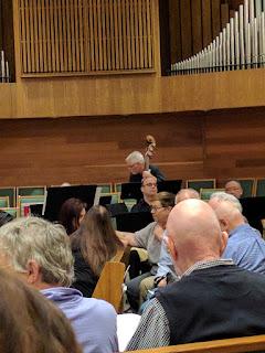 Jazz Mass at Hope Lutheran Church in Fresno