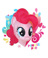 My Little Pony Pinkie Pie 3-D Light