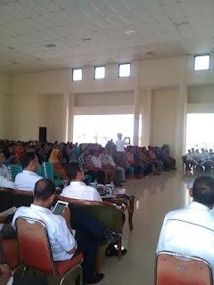 Di Ogan Ilir Sebanyak 300 KK Terima Bantuan Program BSPS