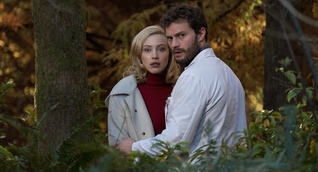 "Jamie Dornan e Aaron Paul no trailer do thriller psicológico ""The 9th Life of Louis Drax"""