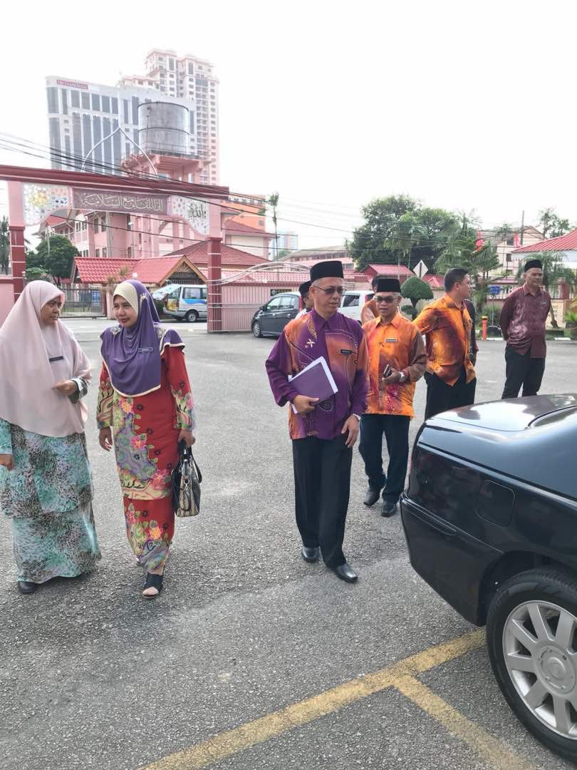 Lawatan Penanda Aras Sma Khairiah Kuala Terengganu Portal Smka Naim Lilbanat