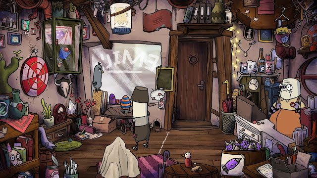 Point and Click adventure game review