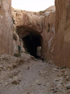 Túnel nabateo