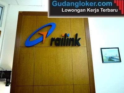 Lowongan Kerja PT Railink (Kereta Api Indonesia Group)