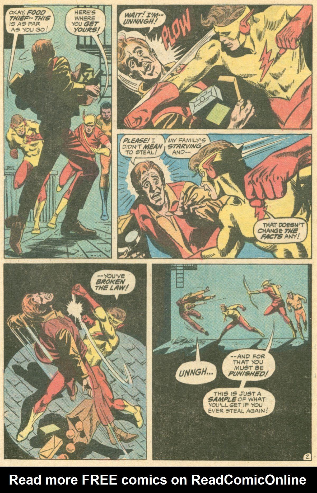 Read online World's Finest Comics comic -  Issue #205 - 4