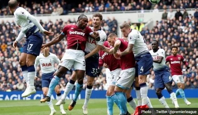 Tottenham Hostspur vs West Ham United 0-1 Highlights