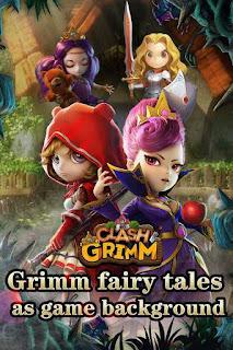 Clash Grimm  (Mod Apk) + Official Apk