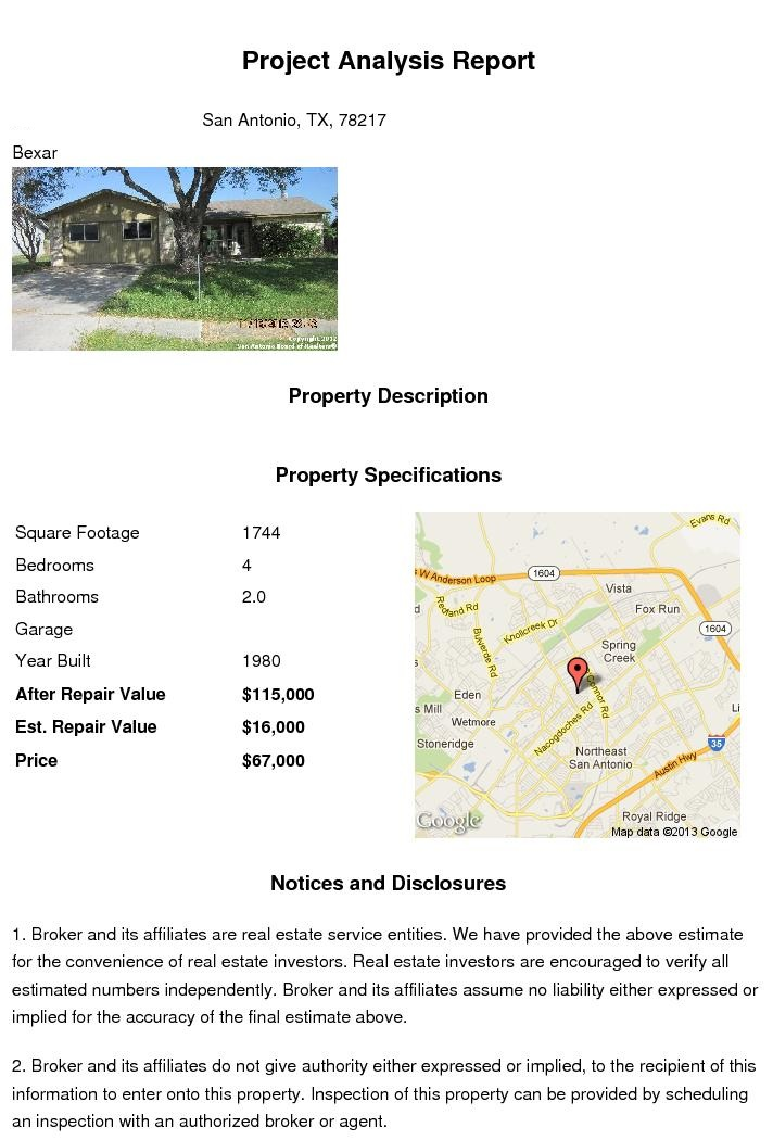 American Wholesale Property: Northeast Investment Property