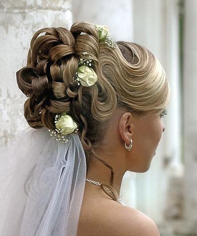 Jora Hairstyle For Wedding Frisure M