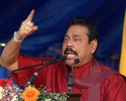 mahinda rajapaksa may day rally