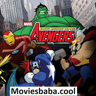 The Avengers: Earth's Mightiest Heroes Season 1 Complete Hindi Dubbed Episodes HDRip 360p