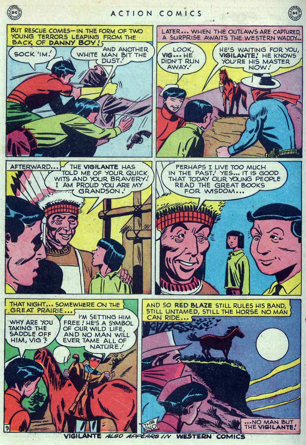 Read online Action Comics (1938) comic -  Issue #120 - 48
