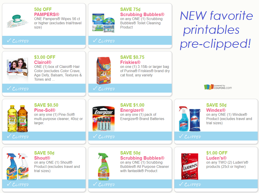 image about Pampers Wipes Printable Coupons named Promotions and In the direction of-Dos: Fresh Printable Coupon codes Such as Clorox