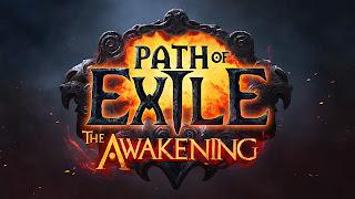 Path of Exile The Awakening Wallpaper